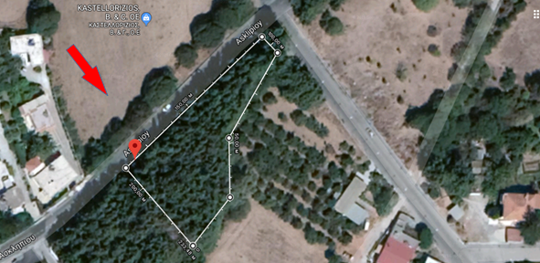 Kos Old Jewish Cemetery map