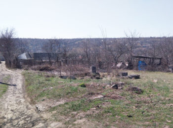 Chinisheutsi New Jewish Cemetery Image
