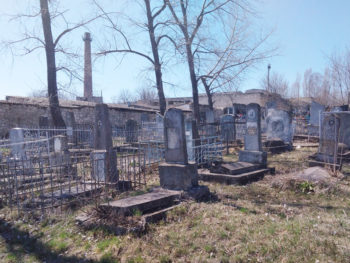 Rezina Municipal Cemetery – Jewish Section Image