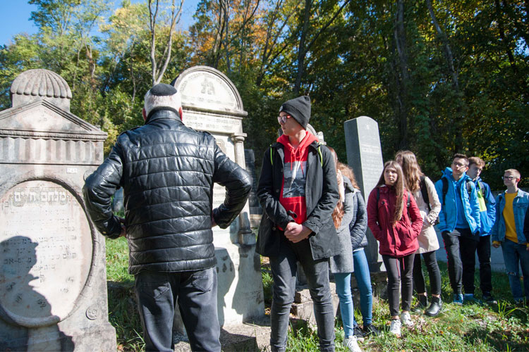 ESJF's educational projects underway in Slovakia