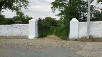 Rybnitsa Jewish section on Municipal Cemetry Image