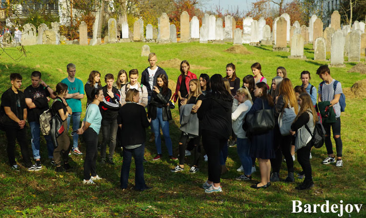 Educational outreach in Slovakia coming to a close