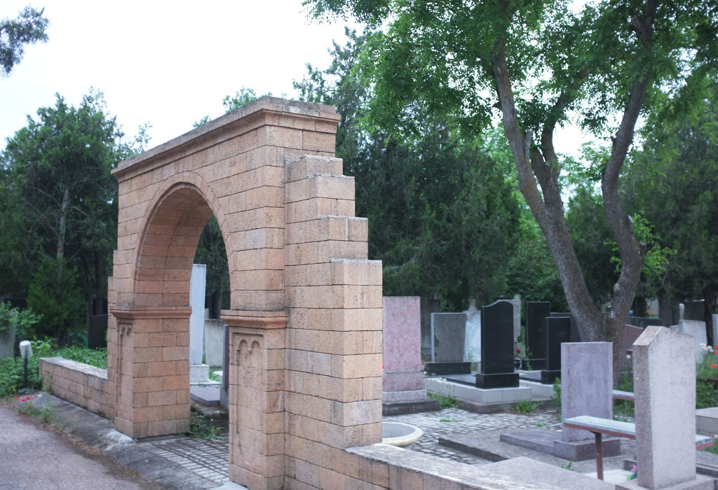 Evpatoria Old Section Jewish Cemetery